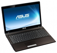 laptop ASUS, notebook ASUS K53BY (E-350 1600 Mhz/15.6