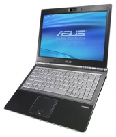 laptop ASUS, notebook ASUS U3Sg (Core 2 Duo T8300 2400 Mhz/13.3