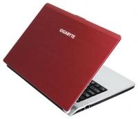 laptop GIGABYTE, notebook GIGABYTE M1405 (Core 2 Duo SU7300 1300 Mhz/14
