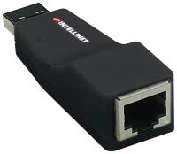 schede di rete Intellinet, scheda di rete Intellinet (524766) Hi-Speed USB 2.0 a Fast Ethernet Mini-Adapter, Intellinet schede di rete Intellinet (524766) Hi-Speed USB 2.0 a rete Ethernet mini-adattatore veloce scheda, scheda di rete Intellinet, Intellinet ne