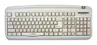 Oklick 300 M Office Keyboard Bianco USB + PS/2, Oklick 300 M Office Keyboard Bianco USB + PS/2 recensione, Oklick 300 M Office Keyboard Bianco USB + PS/2 specifiche, Specifiche Oklick 300 M Office Keyboard Bianco USB + PS/2, recensione Oklick 300 M Office Keyboard Wh