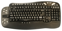 Oklick 780L Multimedia Keyboard Nero USB + PS/2, Oklick 780L Multimedia Keyboard Nero USB + PS/2 recensione, Oklick 780L Multimedia Keyboard Nero USB + PS/2 Caratteristiche, specifiche Oklick 780L Multimedia Keyboard Nero USB + PS/2, recensione Oklick 780L Multime