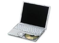 laptop Panasonic, notebook Panasonic TOUGHBOOK CF-W4 (Pentium M 1200 Mhz/12.1