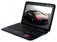 laptop Roverbook, notebook Roverbook NEO U100 (Atom N270 1600 Mhz/10.2
